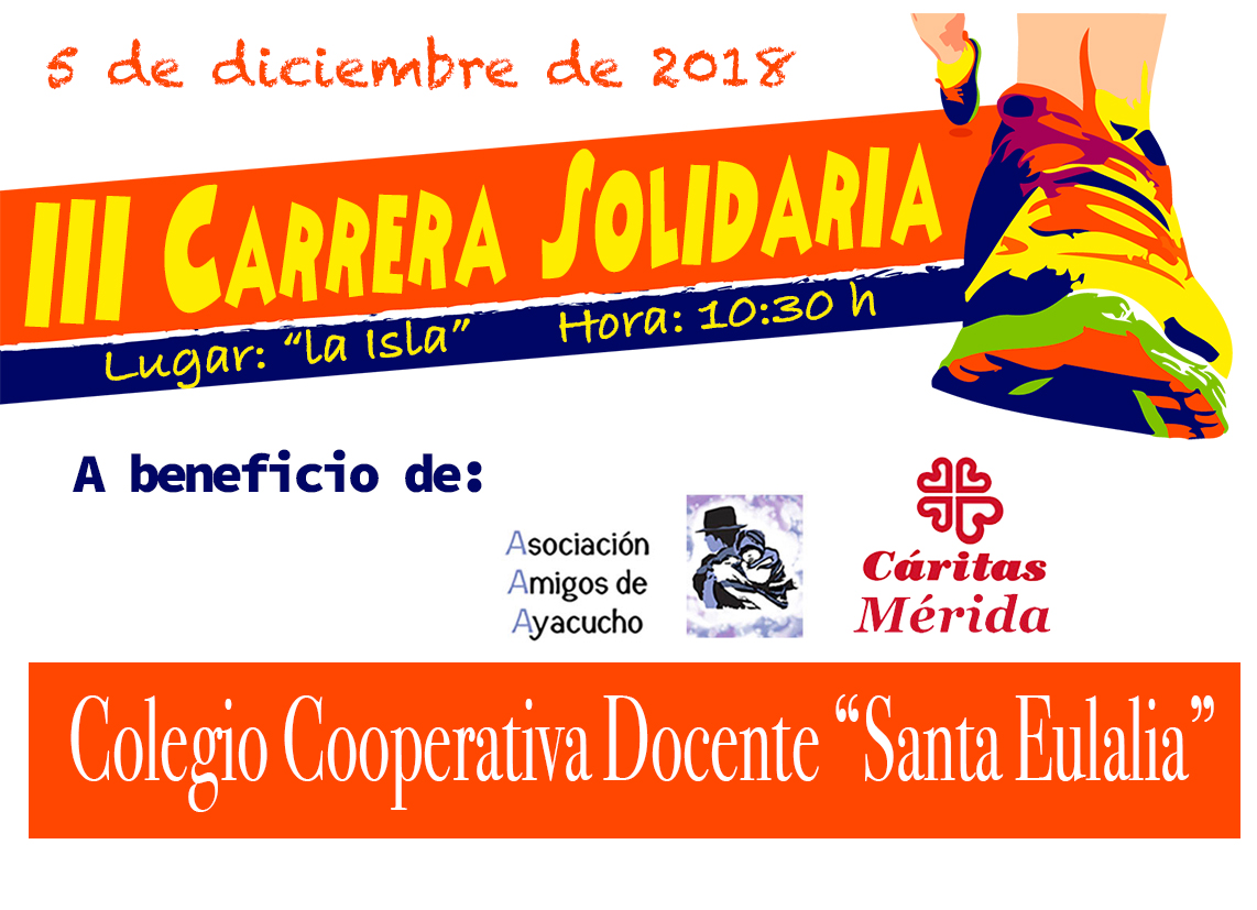 Cartel Carrera solidaria1